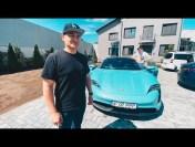Prima mea reacție – Porsche Taycan