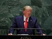 """Donald Trump anunță un """"mesaj puternic"""" pentru China cu ocazia reuniunii ONU"""