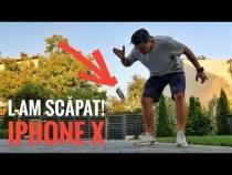 Am aruncat telefonul de la patru metri – Drop-Test Huse Mobilfox