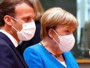 Macron și Merkel, apel la statele G20 pentru sprijinirea țărilor sărace. Fără vaccinare în două viteze