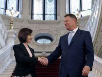 Președintele Iohannis și premierul Orban, mesaje de felicitare pentru Maia Sandu