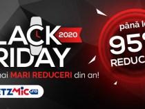 Black Friday 2020 la PretzMic.ro: discounturi masive la ceasuri de mână, bijuterii fashion, genți și rucsacuri