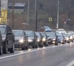 Accident în lanț pe Valea Prahovei
