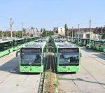 Bucureștiul are de azi încă 130 de autobuze Mercedes Citaro Hybrid