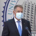 Iohannis: Vaccinarea în masă se va putea petrece undeva în primăvară | VIDEO