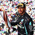 Lewis Hamilton a câştigat Marele Premiu al Bahrainului