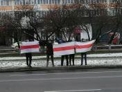 Zeci de persoane reținute în Belarus la protestele împotriva lui Lukașenko
