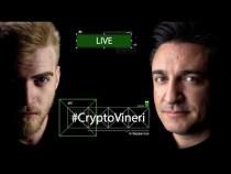 LIVE #CRYPTOVINERI – Facebook vs Bitcoin, Big Tech, Ledger Scam