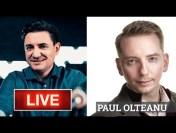LIVE cu Paul Olteanu #IGDLCCC #DEACASA