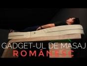 Gadget de masaj Românesc, cu Alcantara