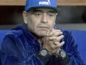 A murit fotbalistul Diego Maradona