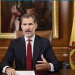 SPANIA: Regele Felipe, în carantină