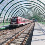 Au apărut deja întârzieri la trenurile ce leagă Gara de Nord de Aeroportul Otopeni