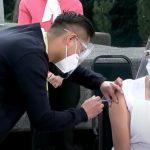 O asistentă medicală din Mexic a devenit prima persoană vaccinată anti-COVID în America Latină | VIDEO