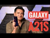 Cel mai accesibil Samsung BUN – Galaxy A21S