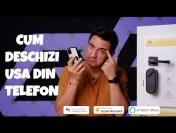 Cum deschizi ușa din telefon – YALE LINUS