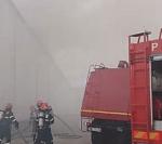 IAȘI: Incendiu la Spitalul de Psihiatrie Socola