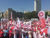 Sindicaliștii Sanitas nu acceptă înghețarea salariilor