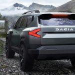 Imagini oficiale cu noua Dacia Bigster  | GALERIE FOTO