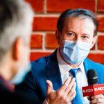 Premierul Cîțu, la Piața Victoriei: Până la finalul lui martie primim 2,8 milioane de doze de vaccin