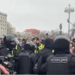 Rusia: Peste 3.000 de oameni, între care 70 de copii, arestați la demonstrațiile contra regimului Putin | AUDIO