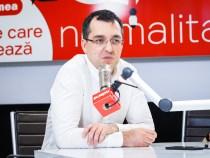 Cristian Tudor Popescu, după ce Vlad Voiculescu a stat fără mască în Parlament: Ați greșit, plătiți, nu numai amenda!