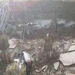Italia: Mașini înghițite de un crater format în curtea unui spital