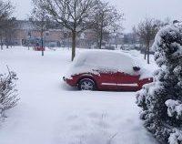 Germania și Olanda, afectate de o furtună de zăpadă