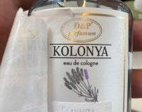 Parfum vândut ca dezinfectant anti-Covid, la Brașov | VIDEO