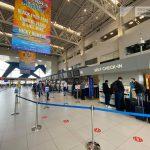 Mai puține ghișee și porți de îmbarcare pe Aeroportul Otopeni, din cauza traficului redus