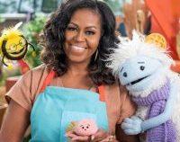 Michelle Obama va juca într-un serial pe Netflix
