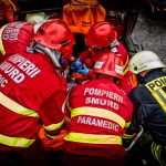 Victime după un accident produs pe Valea Oltului, la limita dintre județele Sibiu și Vâlcea