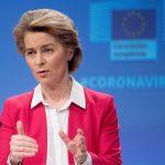 Ursula von der Leyen mulțumește României pentru echipamentele sanitare necesare vaccinării împotriva Covid pe care le-a donat Republicii Moldova | AUDIO
