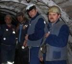 Continuă protestul minerilor de la Lupeni