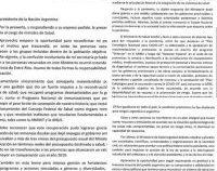 Ministrul sănătăţii din Argentina demisionează, în urma scandalului vaccinări preferenţiale