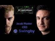 #Cryptovineri – DEMO Swingby, cu CEO Jacob Plaster #ad