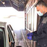 Constanța: Doi bărbați, prinși la frontieră cu teste anti-COVID false