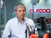 Dacian Cioloș, testat pozitiv cu Covid-19