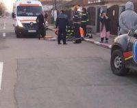 Accident grav în Costinești