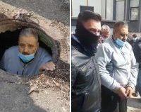 Craiova: Deținut condamnat pentru omor, evadat din Spitalul de Urgență, găsit ascuns în canalizare   VIDEO