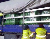 Mii de butelii cu freon nociv, interzis în Uniunea Europeană, descoperite în Portul Constanța