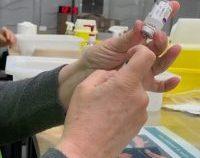 Peste 100.000 de doze de vaccin anti-Covid, trimise peste Prut