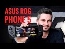 ASUS ROG PHONE 5 + 15 JOCURI – REVIEW