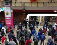 București: Un călător a căzut pe șine în stația de metrou Unirii