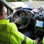 Arad: Șofer prins cu 197 km/h pe un drum județean