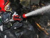Prahova: Nou incendiu la incineratorul de deşeuri periculoase din comuna Brazi