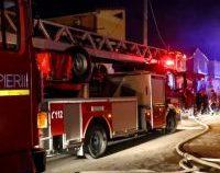 Incendiu la Spitalul de Neuropsihiatrie din Craiova: 3 cadre medicale rănite după ce au sărit de la etaj
