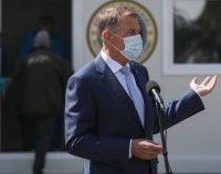 Singura cale de ieșire din pandemie este vaccinarea anti-Covid, spune președintele Klaus Iohannis | VIDEO