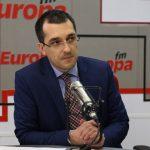 Vlad Voiculescu rămâne ministru al Sănătății, a anunțat liderul USR, Dan Barna | AUDIO