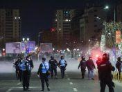Portretul-robot al protestatarilor anti-mască arestați la București